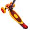 Самокат с наклоном руля MICMAX MG-09D цвета в ассортименте (3-х кол, PU светящ. d-12см, h-см, р-р платф. 55x72см, макс.вес пользователя 50кг) 22