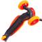 Самокат с наклоном руля MICMAX MG-09D цвета в ассортименте (3-х кол, PU светящ. d-12см, h-см, р-р платф. 55x72см, макс.вес пользователя 50кг) 23