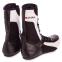Боксерки кожаные RIV MA-3310 размер 36-45 черный-белый 5