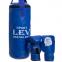 Боксерский набор детский (перчатки+мешок) LEV LV-4686 (PVC, мешок h-40см, d-15см, цвета в ассортименте) 12