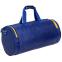 Сумка для спортзала Бочонок Украина GA-016-U (полиэстер, р-р 55х28х28см, синий-желтый) 1