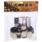 Запасные фигурки для шашек с полотном для игр IG-3103-SHASHKI (пластик, d шашки-2,8см) 2
