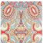 Коврик для йоги Замшевый каучуковый двухслойный 3мм Record FI-5662-46 (размер 1,83мx0,61мx3мм, красный) 3