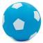 Мяч резиновый Футбольный FB-5651 (PVC, вес-150г, d-15см, цвета в ассортименте)MF-02 1