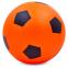 Мяч резиновый SP-Sport Футбольный FB-5652 22см цвета в ассортименте  0