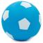Мяч резиновый SP-Sport Футбольный FB-5652 22см цвета в ассортименте  1