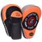 Лапа Изогнутая для бокса и единоборств BO-2885 2шт цвета в ассортименте 0