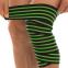 Бинты на колени (для приседаний) (1шт) MUTE 9098 (PL, эластан, l-2м, w-8см, цвета в ассортименте) 7