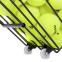 Корзина для мячиков ODEAR BT-0465 (металл, р-р 70х22х24см, черный) 5