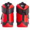 Кроссовки высокие Корона OB-1766-1-3 размер 41-45 черный-красный 3