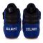 Борцовки замшевые Zelart OB-3957 (р-р 30-45) (верх-замша, низ-нескользящая резина, синий-черный) 5
