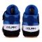 Борцовки замшевые Zelart OB-4858-BL размер 33-44 черный-белый-синий 5