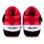 Борцовки замшевые Zelart OB-4858-BR (р-р 33-44) (верх-замша, низ-нескользящая резина, красный-черный-белый) 5