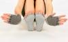 Перчатки для йоги и танцев без пальцев FI-8367 (хлопок, спандекс, эластан, цвета в ассортименте) 14