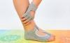 Перчатки для йоги и танцев без пальцев FI-8367 (хлопок, спандекс, эластан, цвета в ассортименте) 15