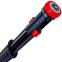 Эспандер силовой для пресса и рук Abdomen Trainer PS FI-5060 (металл, пластик, резина, l-70см, черный-красный) 1