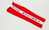 Штаны для кикбоксинга детские MATSA KICKBOXING MA-6735 (полиэстер, 6-14лет, рост 122-152см, красный-белая полоса со звездами) 8