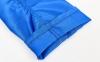 Штаны для кикбоксинга детские MATSA KICKBOXING MA-6736 (полиэстер, 6-14лет, рост 122-152см, синий-желтая полоса со звездами) 9