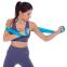 Лента эластичная для фитнеса и йоги CUBE (р-р 1,5мx15смx0,35мм) FRB-001-1_5 (латекс, цвета в ассортименте) 9
