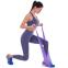 Лента эластичная для фитнеса и йоги CUBE (р-р 1,5мx15смx0,35мм) FRB-001-1_5 (латекс, цвета в ассортименте) 12