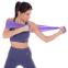 Лента эластичная для фитнеса и йоги CUBE (р-р 1,5мx15смx0,35мм) FRB-001-1_5 (латекс, цвета в ассортименте) 14