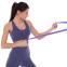 Лента эластичная для фитнеса и йоги CUBE (р-р 1,5мx15смx0,35мм) FRB-001-1_5 (латекс, цвета в ассортименте) 15