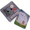 Покерный набор в металлической коробке-120 фишек IG-6893 (с номиналом,1 кол.карт) 2