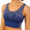 Комплект спортивный для фитнеса и йоги (лосины и топ) V&X SET2201 S-L цвета в ассортименте 12