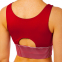 Комплект спортивный для фитнеса и йоги (лосины и топ) V&X SET2201 S-L цвета в ассортименте 28