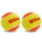 Набор для большого тенниса WILSON STARTER SET 25 WRT220300 цвета в ассортимете 1