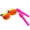 Тренажер для координации (ручки с двумя мячиками) WEILEPU BC-6895 цвета в ассортименте 0
