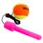 Тренажер для координации (ручки с двумя мячиками) WEILEPU BC-6895 цвета в ассортименте 1