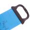 Лента-эспандер для пилатеса с ручками Pro Supra (р-р 0,75мx15смx0,65мм) FI-2065B (латекс, пластик) 3