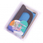 Лента-эспандер для пилатеса с ручками Pro Supra (р-р 0,75мx15смx0,65мм) FI-2065B (латекс, пластик) 4