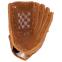 Ловушка для бейсбола C-1877 (PVC, р-р 11,5, черный, коричневый) 1