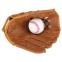 Ловушка для бейсбола SP-Sport C-1877 черный-коричневый 4