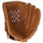 Ловушка для бейсбола C-1878 (PVC, р-р 12,5, черный, коричневый) 1
