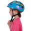Шлем защитный с механизмом регулировки Zelart SK-2861 (EPS, PE, р-р L-54-56, 8 отверстий, цвета в ассортименте) 5