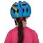 Шлем защитный с механизмом регулировки Zelart SK-2861 (EPS, PE, р-р L-54-56, 8 отверстий, цвета в ассортименте) 6