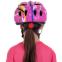 Шлем защитный с механизмом регулировки Zelart SK-2861 (EPS, PE, р-р L-54-56, 8 отверстий, цвета в ассортименте) 13