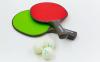 Набор для настольного тенниса DONIC МТ-788649 2 ракетки 3 мяча 0