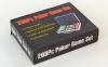 Набор для покера в алюминиевом кейсе IG-2056 на 200 фишек с номиналом (2 кол.карт,5куб) 5