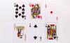 Набор для покера в алюминиевом кейсе IG-4392-100 на 100 фишек без номинала (2кол.карт, 5куб) 4