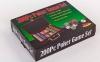 Набор для покера в деревянном кейсе SP-Sport IG-6642 200 фишек 8
