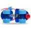 Роликовые коньки раздвижные (квады) Record K01 размер 25-30 красный, синий 0