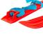 Лыжи детские C-4674 Гном (l-лыж-45 см, без палок, крепл. нерегул., красный-голубой 2