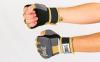 Перчатки-бинты внутренние гелевые из неопрена EVERLAST P00000740 EverGel (р-р M-L, серый-желтый) 3