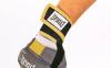 Перчатки-бинты внутренние гелевые из неопрена EVERLAST P00000740 EverGel (р-р M-L, серый-желтый) 5