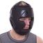 Шлем боксерский с полной защитой PU UFC Tonal UTO-75448 (р-р M, черный) 4