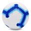 Мяч для футзала №4 Клееный-PVC PREMIER LEAGUE 2018-2019 FB-7273 (белый-синий) Дубл 0